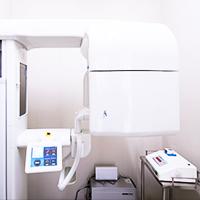 安全・安心の歯科用CTを使ったインプラント治療